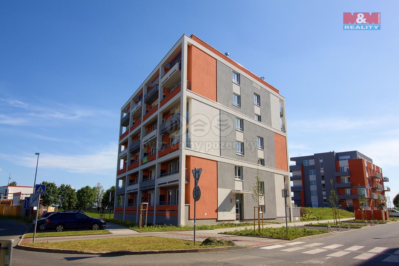 Pronájem, byt 2+kk, 53 m2, Praha 5, ul. Sazovická