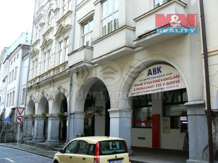 Prodej, nájemní dům, Trutnov, Krakonošovo náměstí