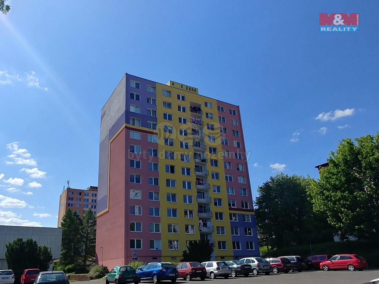 Prodej, byt 1+kk, 26 m2, Ústí nad Labem, ul. Rozcestí