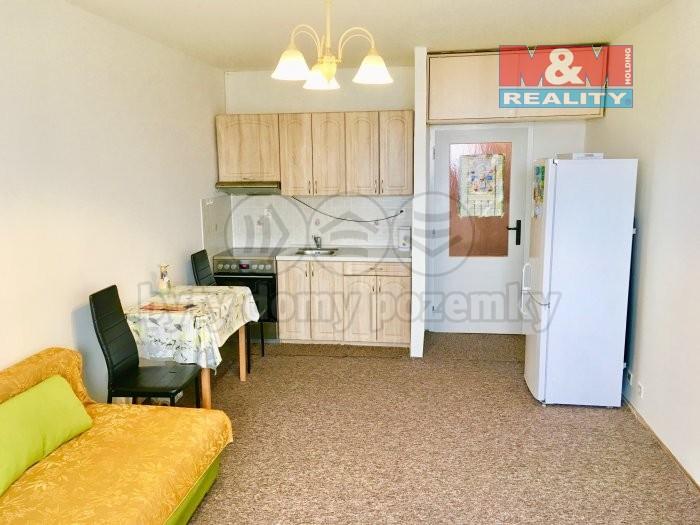 Prodej, byt 1+kk, 33 m2, Orlová, ul. Okružní
