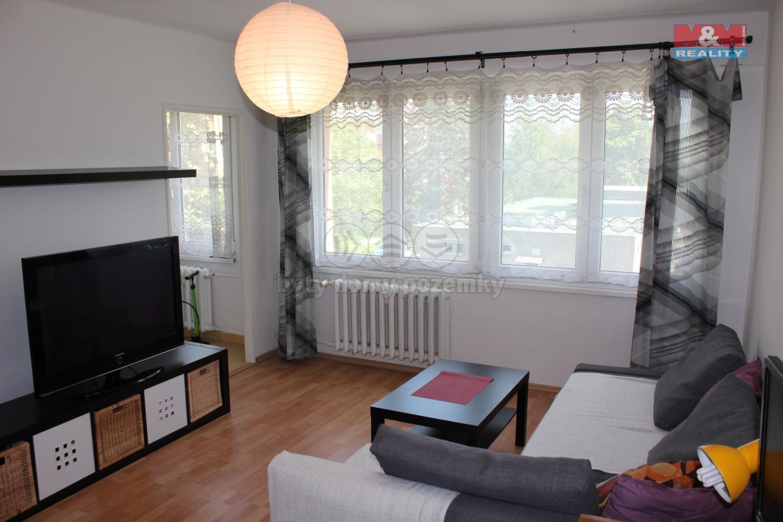 Pronájem, byt 1+1, 30m2, ul. Svojsíkova, Ostrava - Poruba