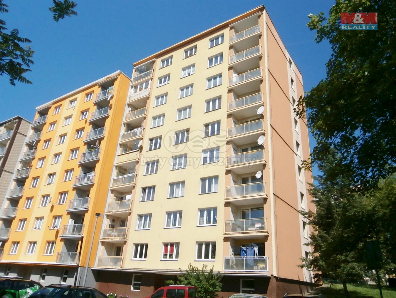Prodej, byt 2+1, 69 m2, Karlovy Vary, ul. Chomutovská