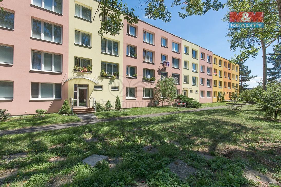 Prodej, byt 3+1, 60 m2, Praha - Podolí, ul.Pujmanové