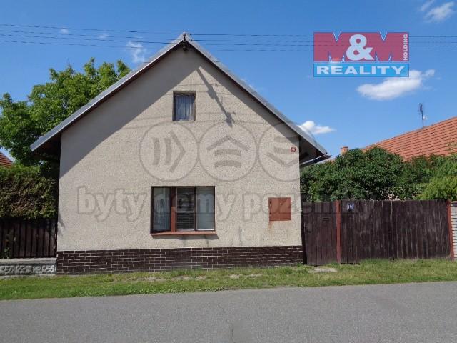 Prodej, rodinný dům 2+kk, 1492 m2, Dymokury