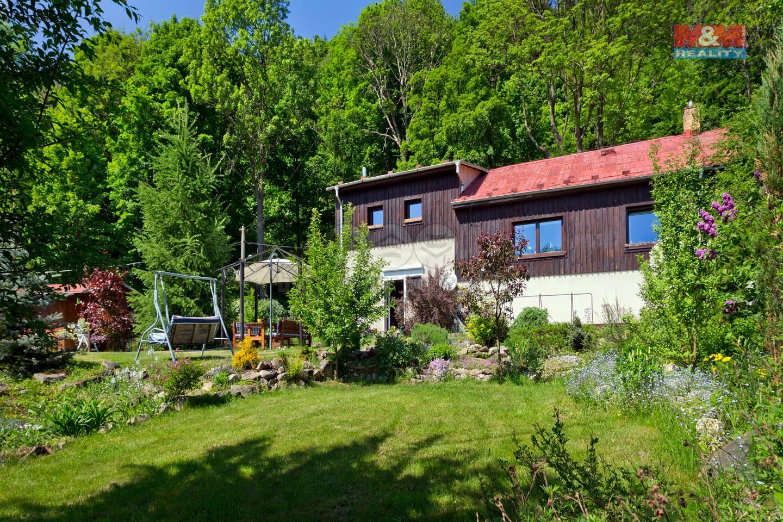 Prodej, rodinný dům, 139 m2, Český Jiřetín