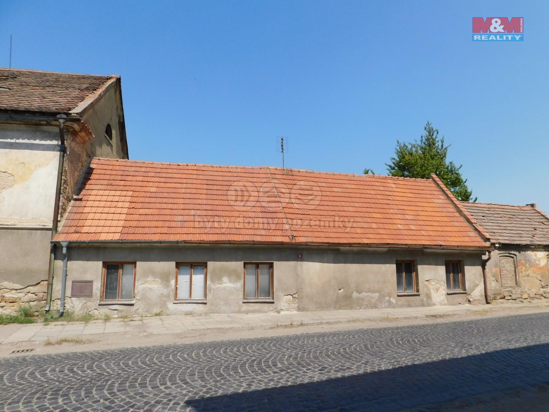 Prodej, rodinný dům, Zlonice, ul. Pejšova