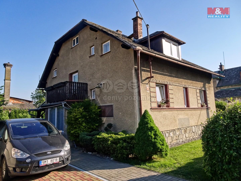 Prodej, rodinný dům, 1147 m2, Chromeč