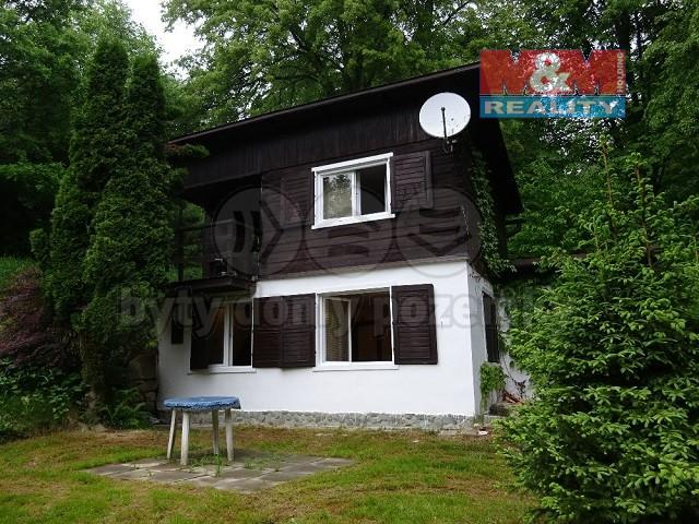 Prodej, chata 2+kk, 355 m2, Bystřička