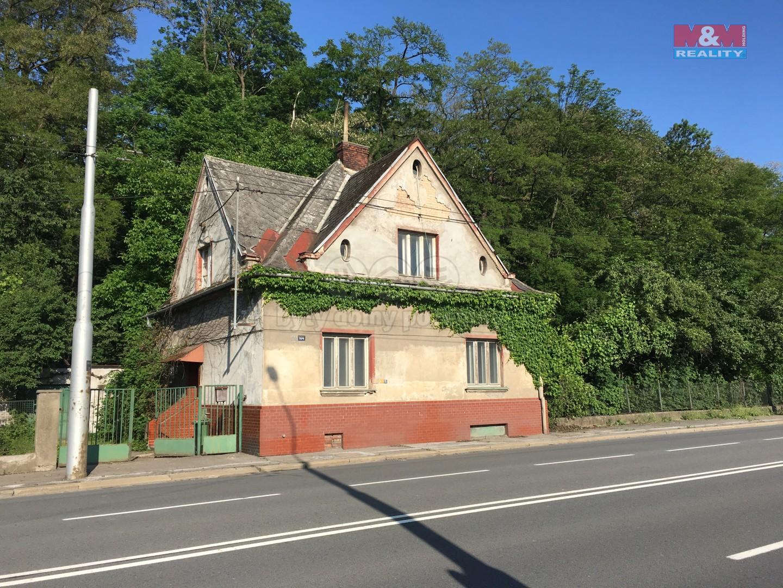 Prode, rodinný dům, Slezská Ostrava, ul. Bohumínská