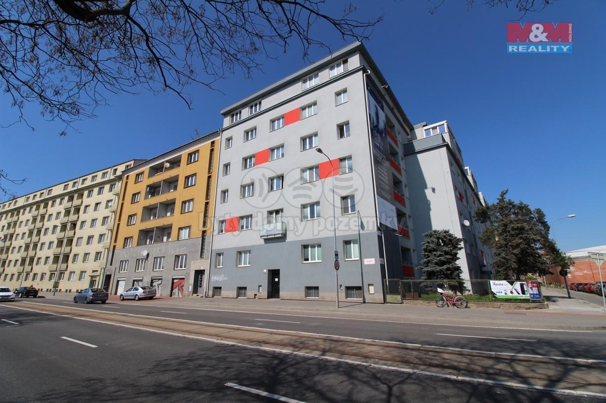 Prodej, byt 3+1, Brno - Staré Brno, ul. Poříčí