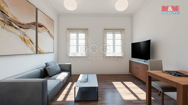 Prodej, byt 1+kk, 23m2, OV, Praha 2 - Nové Město
