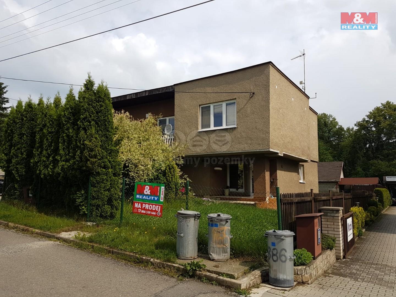 Prodej, rodinný dům 6+2, 260 m2, Václavovice, ul. K Sosni