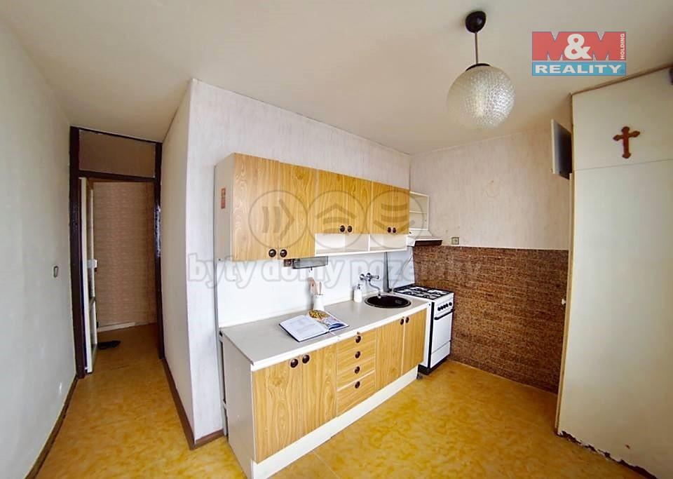 Prodej, byt 2+1, 54 m2, Ostrava - Hrabůvka