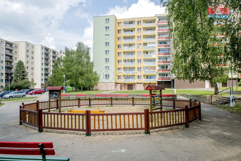Prodej, byt 3+1, 72 m2, Starý Lískovec, ul. Dunajská