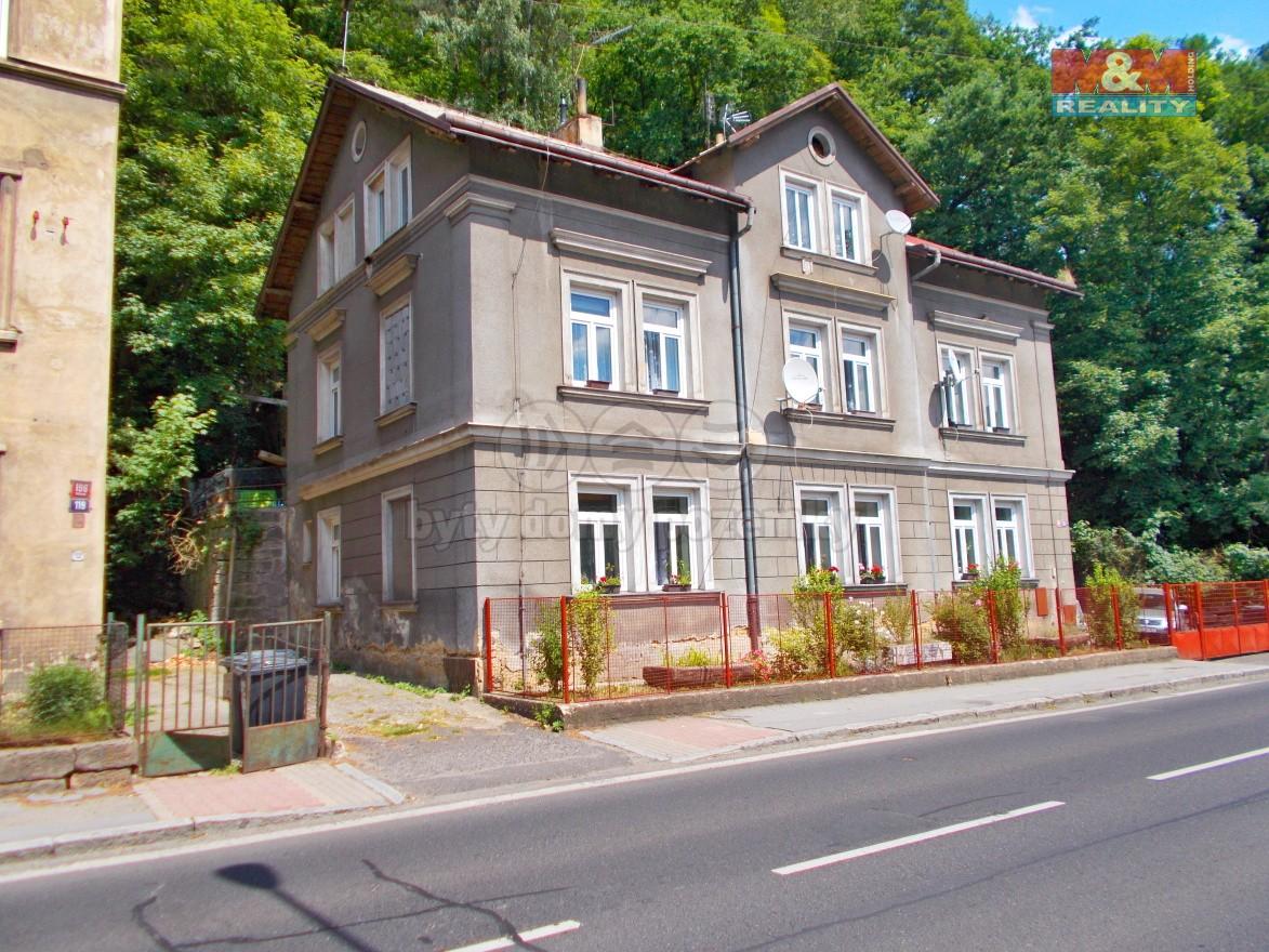 Prodej, rodinný dům, Děčín, Dolní Oldřichov