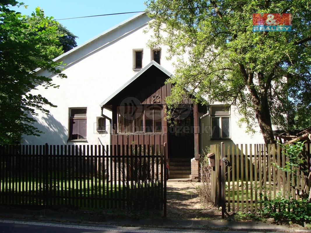 Prodej, rodinný dům, Ostrava, ul. Pikartská