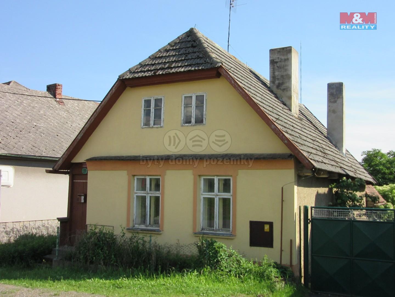 Prodej, chalupa, 157 m2, Těnovice