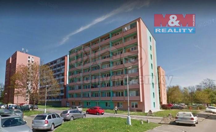 Pronájem, byt 1+kk, 25 m2, Moravská Ostrava, ul. U Parku