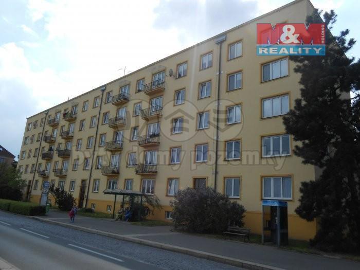 Pronájem, byt 1+1, 46 m2, Pardubice, ul. S. K. Neumanna
