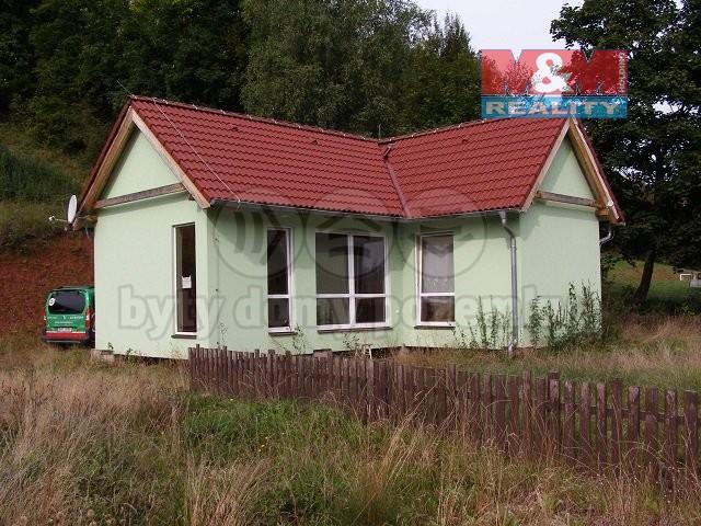 Prodej, rodinný dům, pozemek 2536m2, Trutnov, Libeč