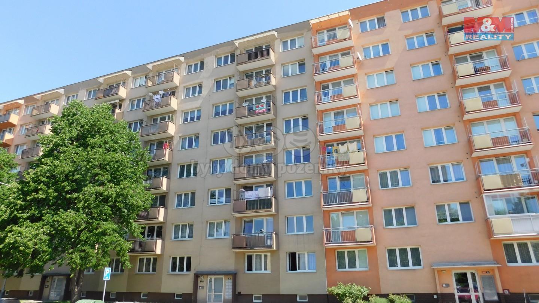 Prodej, byt 2+1, Ostrava - Hrabůvka, ul. Mjr. Nováka