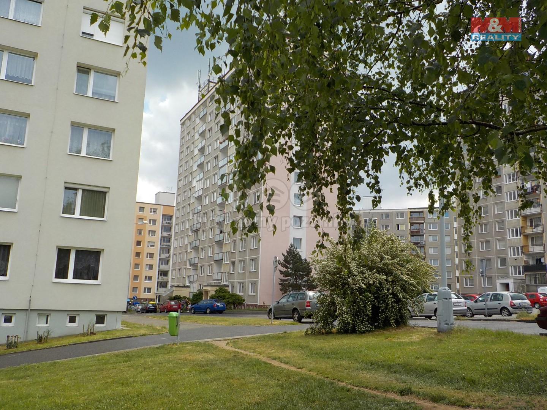 Prodej, byt 4+1, 81m2, Plzeň - Bolevec