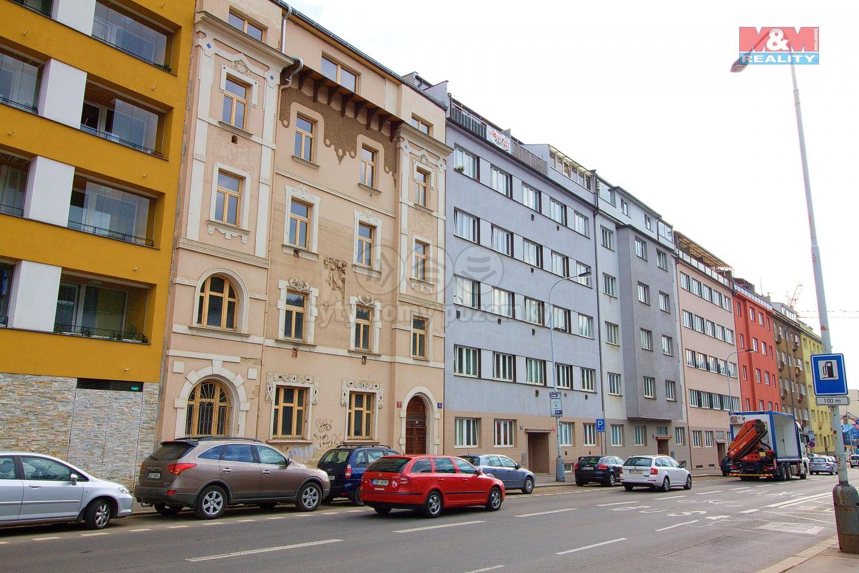 Pronájem, byt 2+kk, 48 m2, Praha 5, ul. Vrchlického