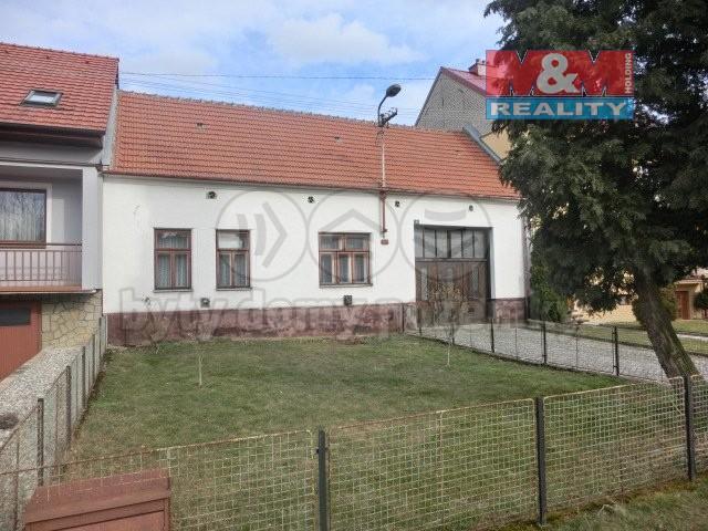 Prodej, rodinný dům, 850 m2, Strání