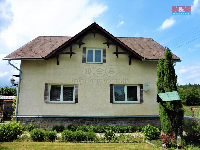 Prodej, rodinný dům, Mikulovice, ul. Hlavní