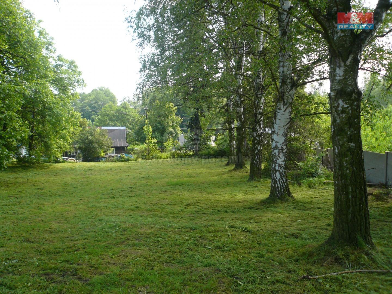 Prodej, zahrada, 2258 m2, Dolní Lutyně