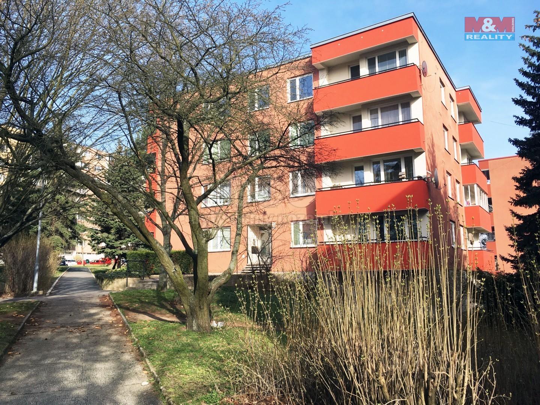 Prodej, byt 2+kk, OV, Brno - Lesná, ul. Brožíkova