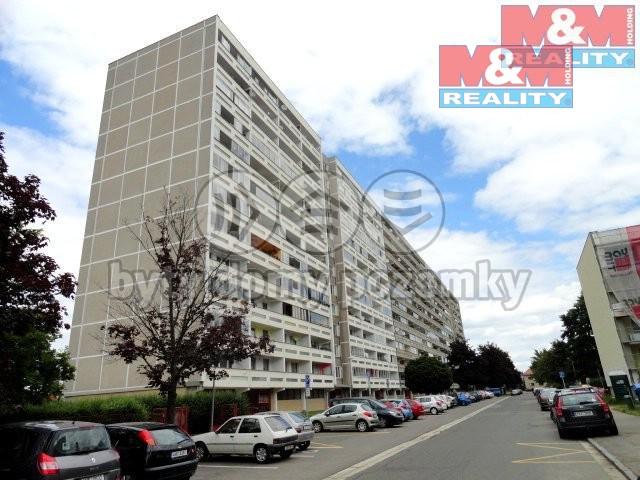 Pronájem, byt 1+kk, Hradec Králové, ul. Hrubínova