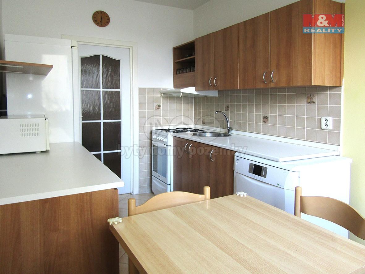 Prodej, byt 3+1, 75 m2, Brno - Starý Lískovec, ul. U Pošty