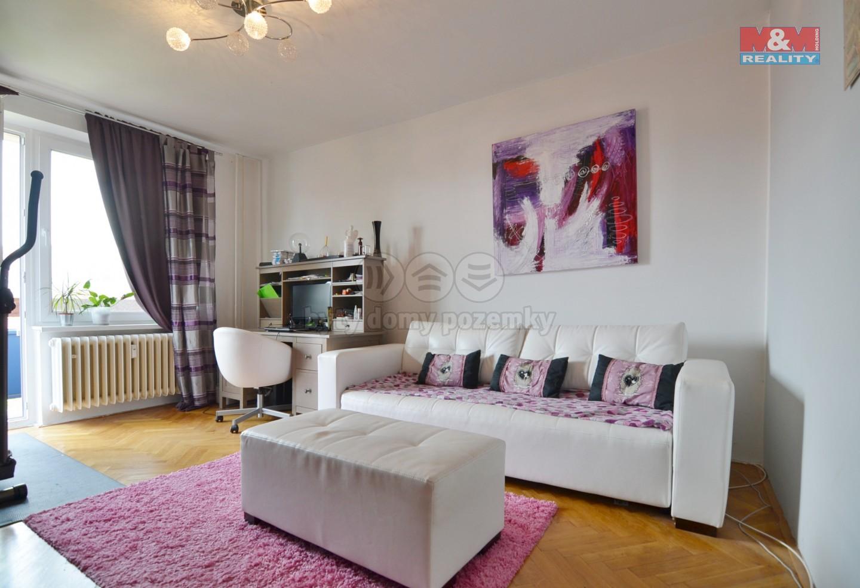Prodej, byt 2+1, 55 m2, OV, Brno, ul. Luční