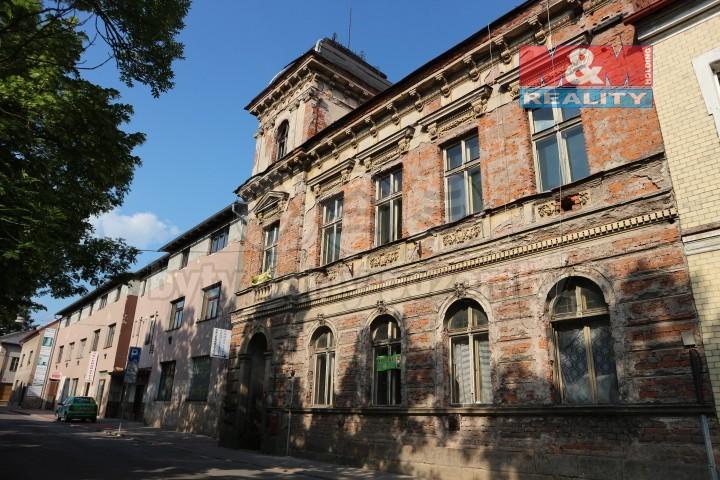 Prodej, bytový dům, Dvůr Králové nad Labem, ul. Jiráskova