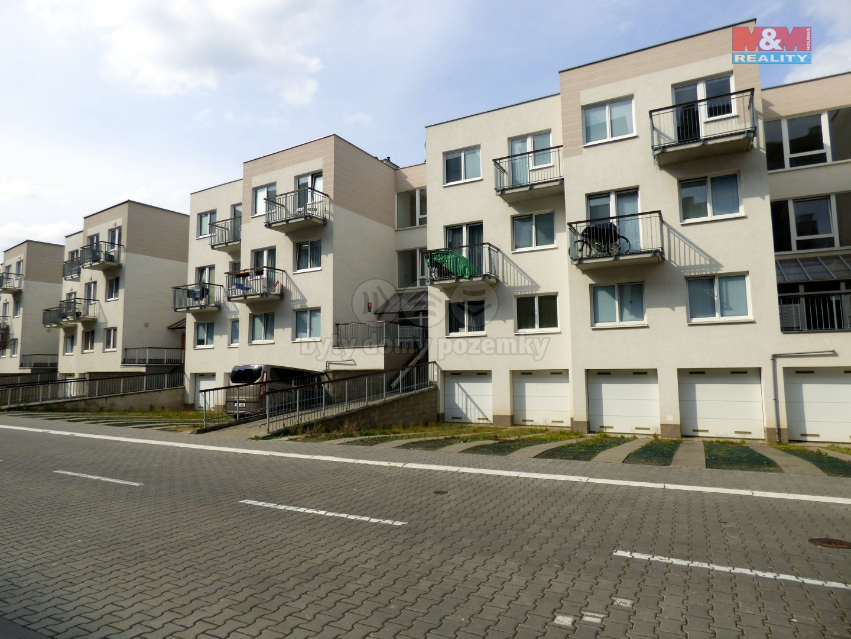 Pronájem, byt 1+kk, 34 m2, Praha 5 - Hlubočepy