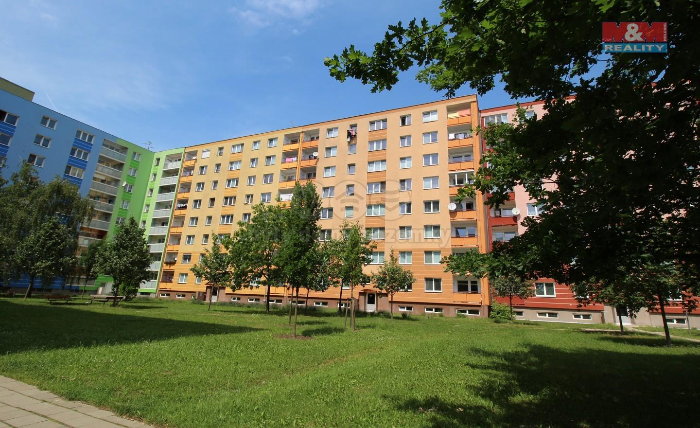Prodej, byt 3+1, Olomouc, ul. Zikova