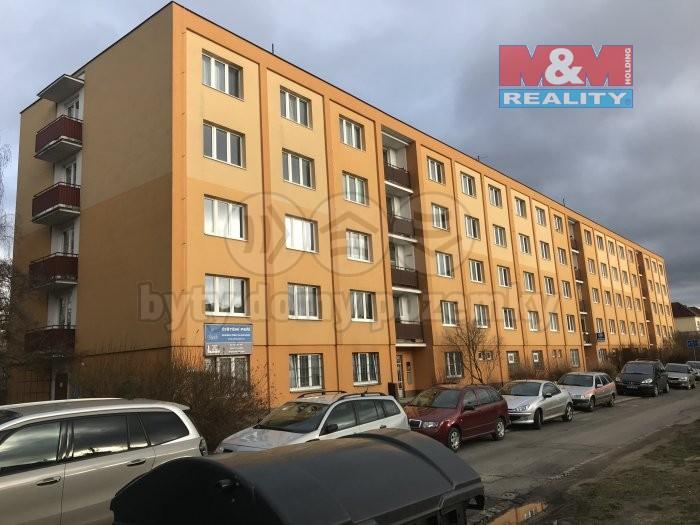 Prodej, byt 2+1, 59m2, Plzeň, Nepomucká