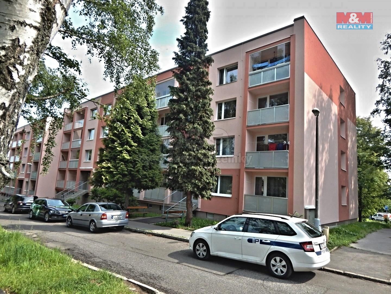 Prodej, byt 3+1, 88 m2, 2x lodžie, Liberec, ul. Národní