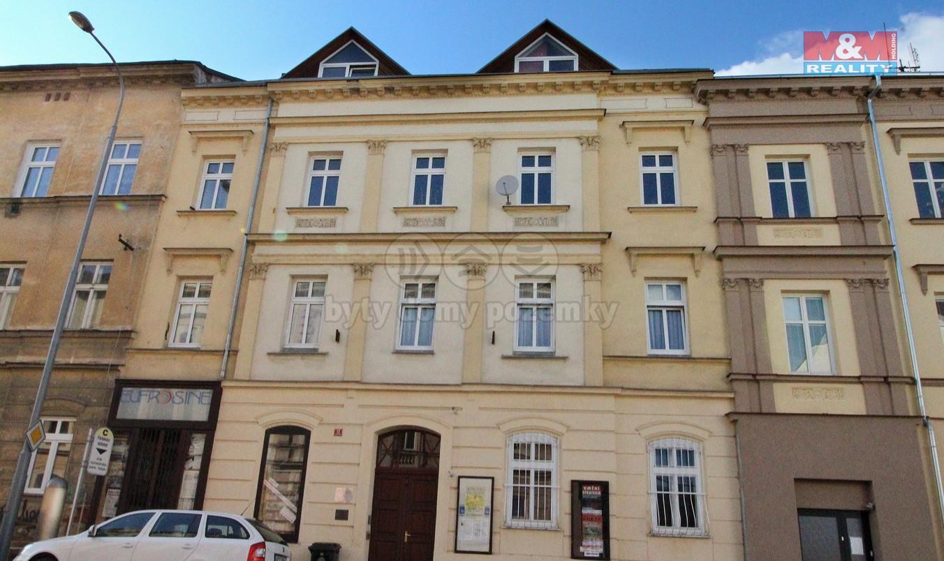 Prodej, Atypický byt, 2+kk, 60m2, Plzeň, ul. Purkyňova