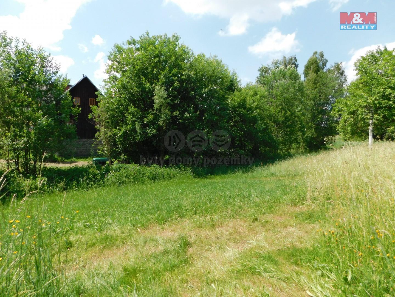 Prodej, stavební pozemek, 1247 m2, Jílové u Držkova