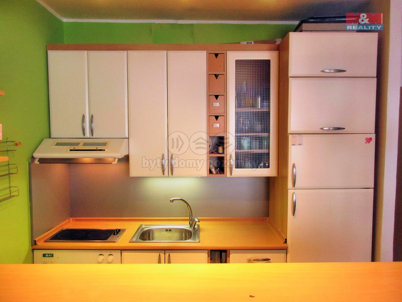 Prodej, byt 1+kk, 33 m2, Brno, Jírova