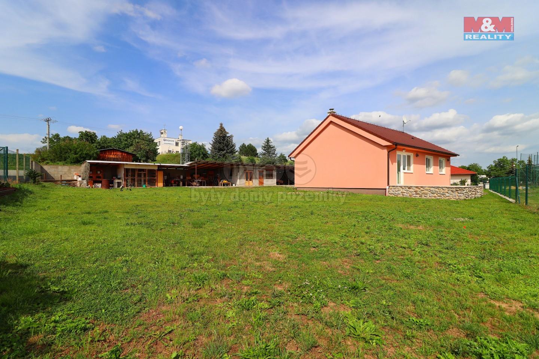 Prodej, rodinný dům 4+1, 1200 m2, Žerotice