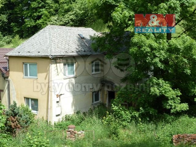 Prodej, rodinný dům 4+1, 2808 m2, Česká Třebová, Svinná