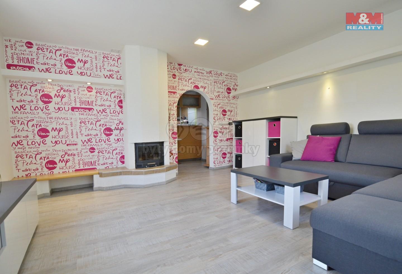 Prodej, rodinný dům 3+1, 833 m2, Chrudichromy