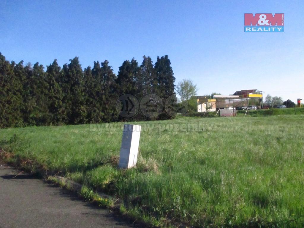 Prodej, stavební pozemek, 970 m2, Holešov