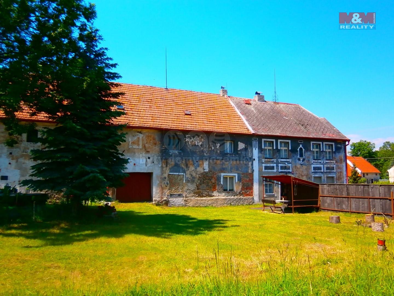 Prodej, chalupa, 150 m2, Mašťov - Dobřenec