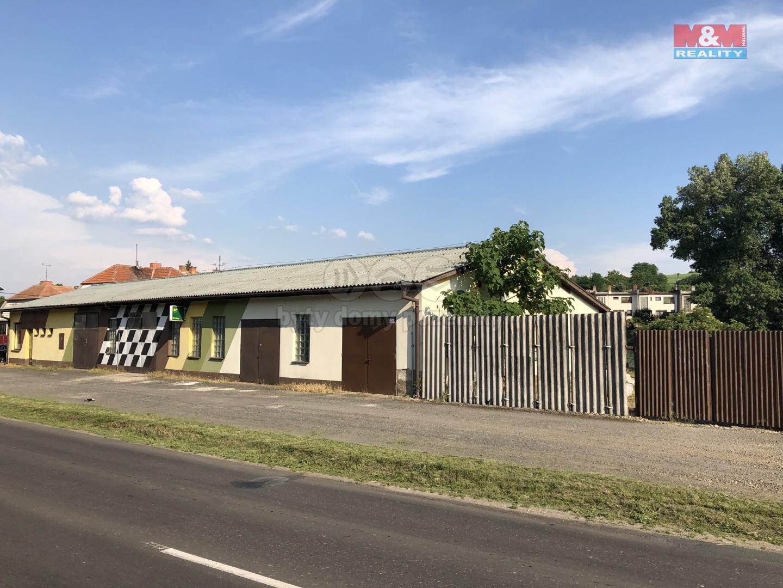 Prodej, komerční objekt, 432 m2, Šardice