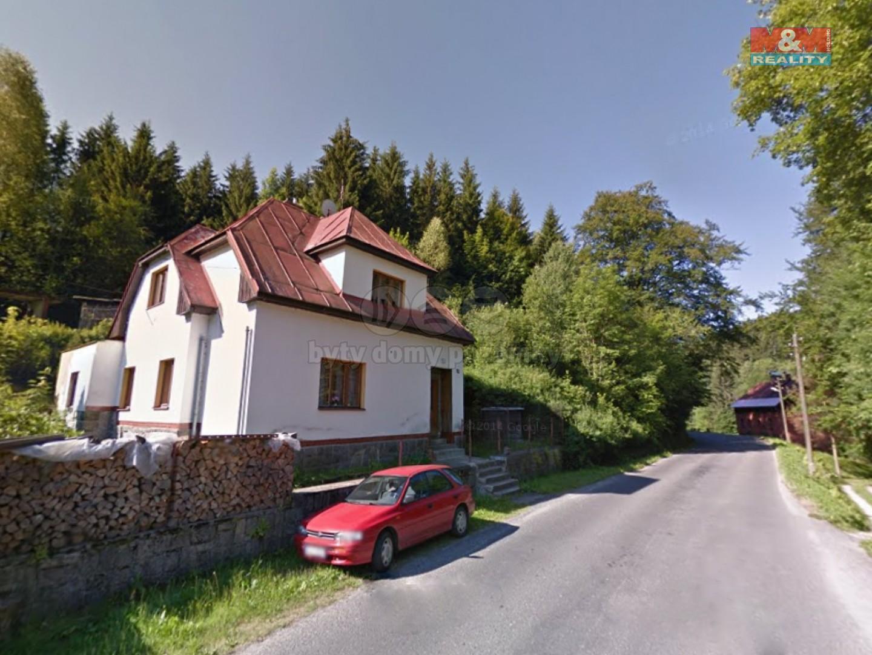 Prodej, rodinný dům, Tanvald, ul. Údolí Kamenice