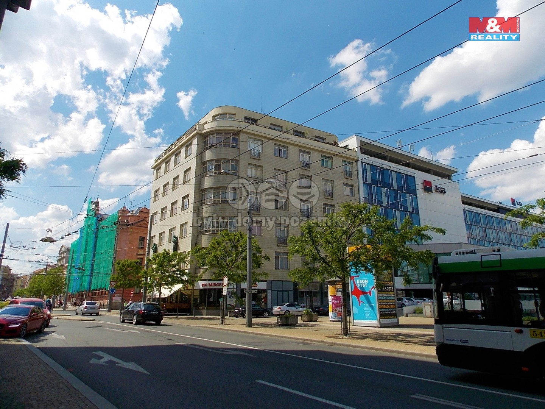 Pronájem, kancelářské prostory, 58m2, Plzeň, ul. Goethova